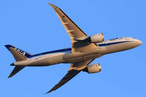 NH/ANA/全日空 NH567 B787-8 JA819A