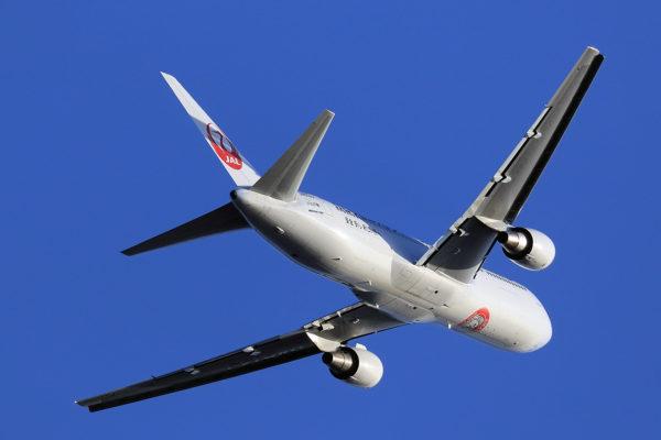 JL/JAL/日本航空 JA613J B767-300ER JAL125