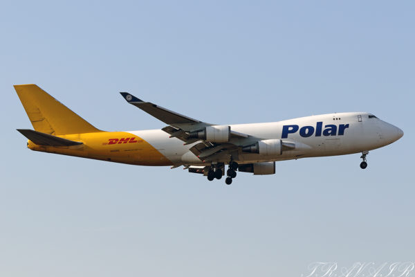 PO/PAC/ポーラエアカーゴ PO935 B747-400F N453PA