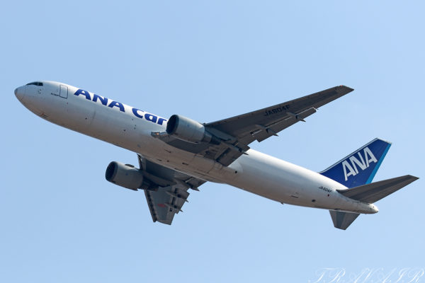 NH/ANA/全日空 NH8539 B767-300F JA604F