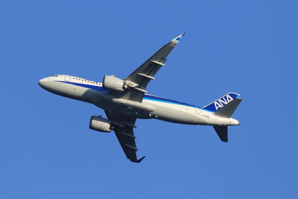 NH/ANA/全日空 NH749 A320Neo JA215A