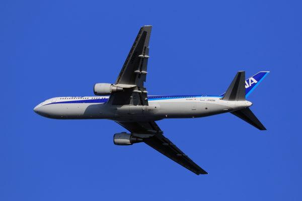 NH/ANA/全日空 NH259 B767-300ER JA609A