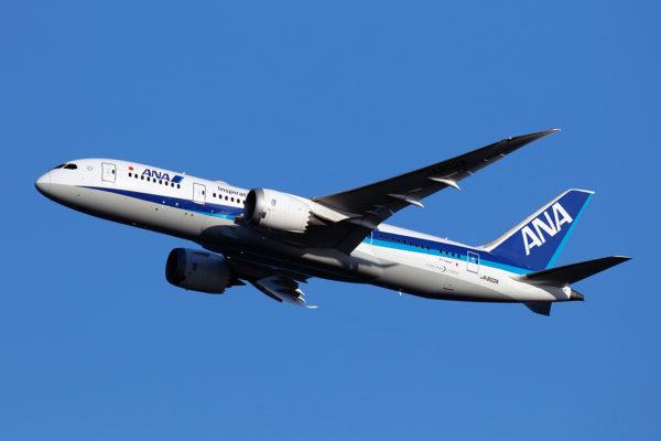 NH/ANA/全日空 NH681 B787-8 JA802A