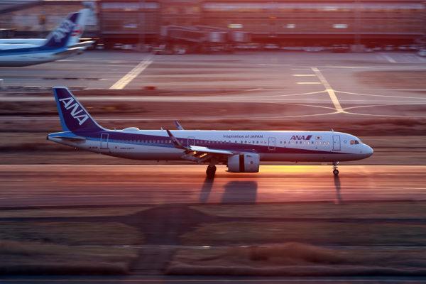 NH/ANA/全日空 NH992 A321Neo JA140A