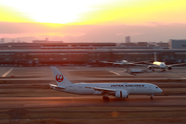 JL/JAL/日本航空 JL124 B787-8 JA849J