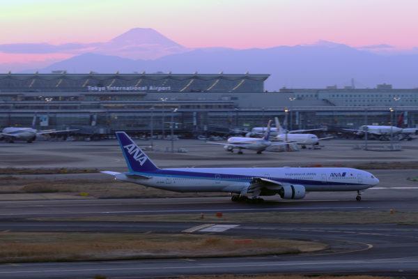 NH/ANA/全日空 NH468 B777-300 JA755A