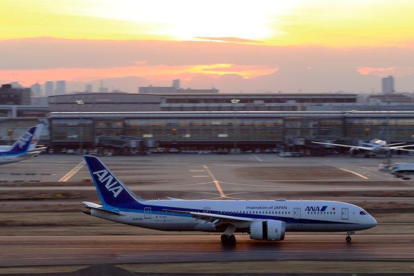 NH/ANA/全日空 NH680 B787-8 JA835A