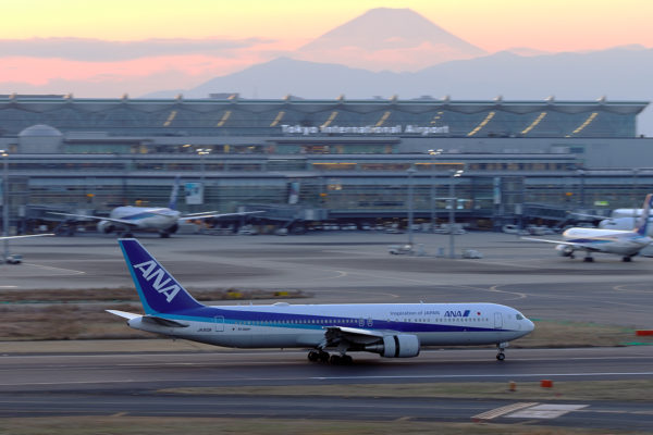 NH/ANA/全日空 NH30 B767-300ER JA610A