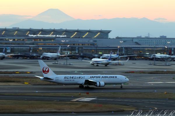 JL/JAL/日本航空 JL632 B767-300ER JA613J