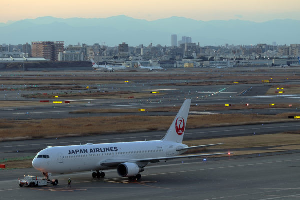 JL/JAL/日本航空 - B767-300ER JA657J