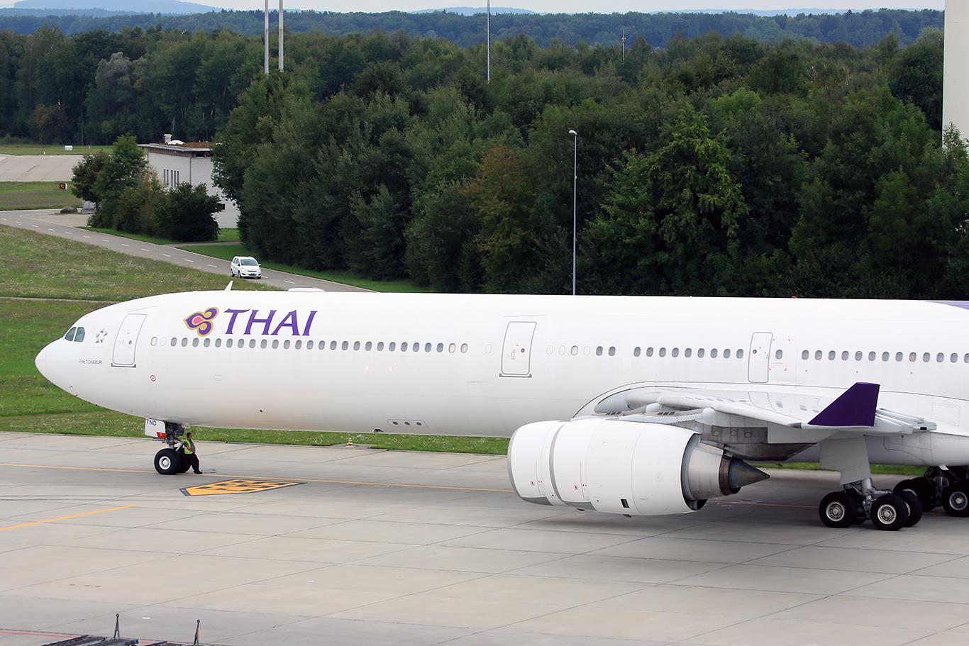TG A340-600