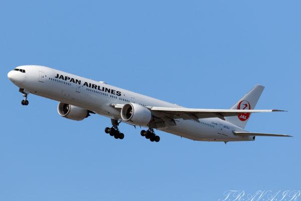 JL/JAL/日本航空 JL41 B777-300ER JA731J