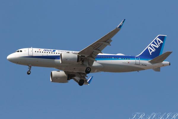 NH/ANA/全日空 NH248 A320Neo JA214A