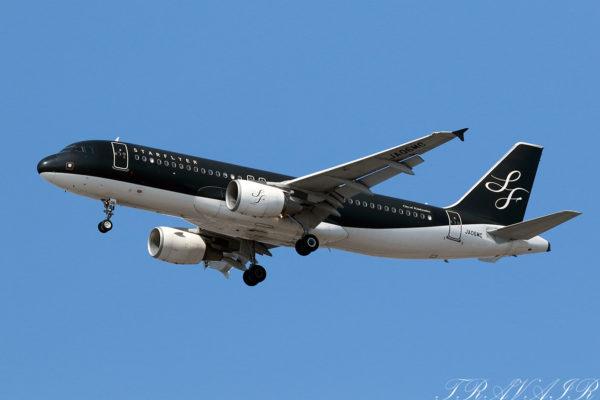 7G/SFJ/スターフライヤー 7G80 A320 JA06MC