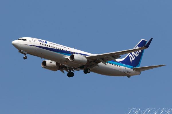 NH/ANA/全日空 NH590 B737-800 JA59AN