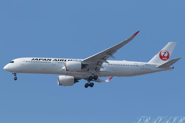 JL/JAL/日本航空 JL904 A350-900 JA04XJ