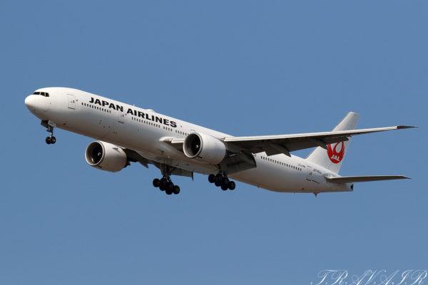 JL/JAL/日本航空 JL9 B777-300ER JA740J