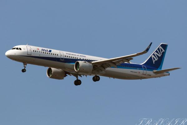NH/ANA/全日空 NH252 A321Neo JA136A