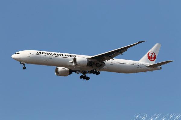 JL/JAL/日本航空 JL461 B777-300ER JA735J