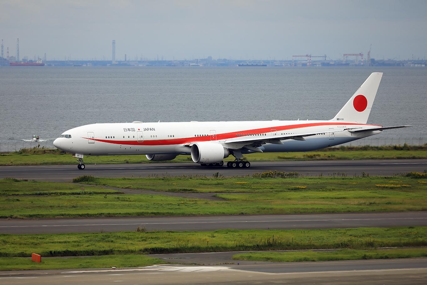 JF/JAF/航空自衛隊 B777-300ER 80-1111