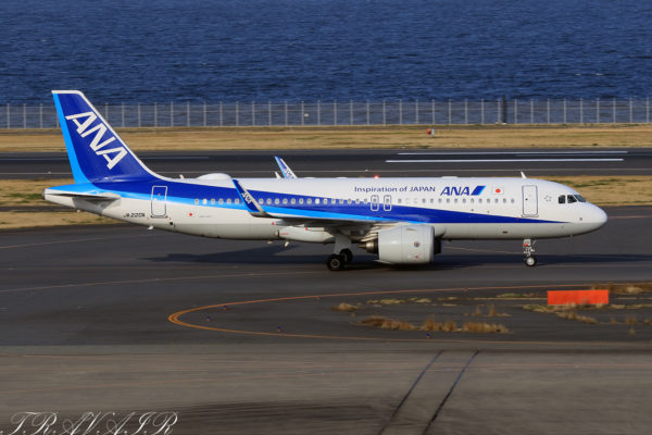 NH/ANA/全日空 NH626 A320Neo JA214A