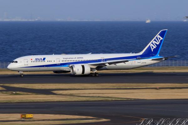 NH/ANA/全日空 NH113 B787-9 JA876A