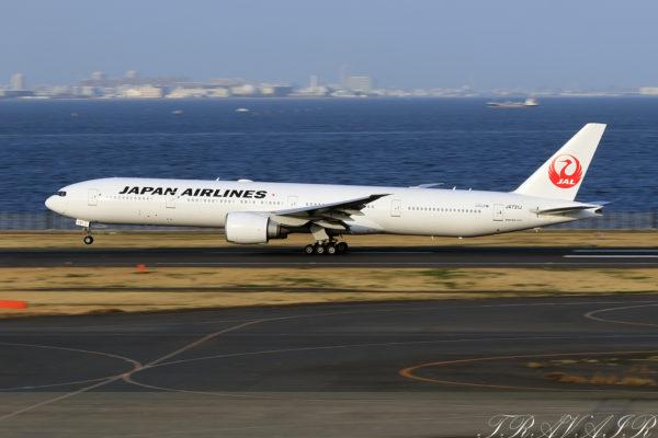 JL/JAL/日本航空 JL16 B777-300ER JA731J
