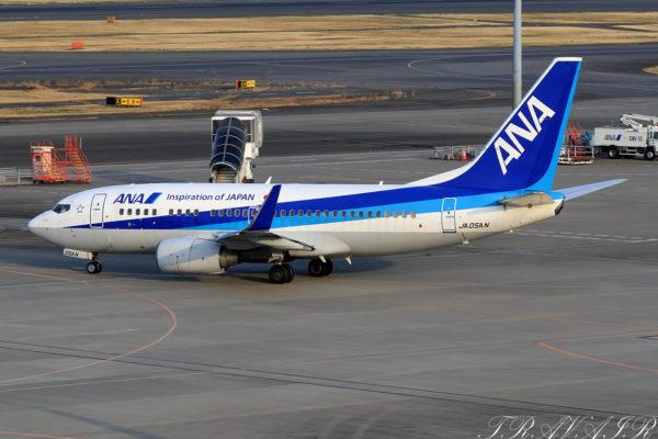 NH/ANA/全日空 NH297 B737-700 JA05AN