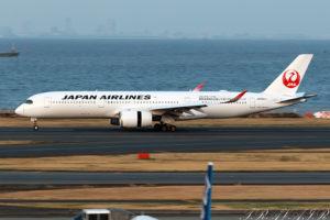 JL/JAL/日本航空 JL516 A350-900 JA05XJ