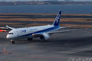 NH/ANA/全日空 NH92 B787-8 JA824A
