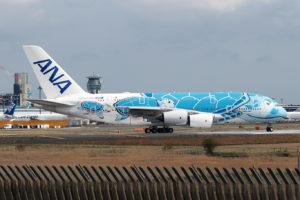 NH/ANA/全日空 A380 NH2080 JA381A