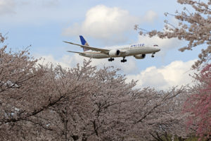 UA/UAL/ユナイテッド航空 B787-9