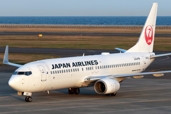 JL/JAL/日本航空 JL295 B737-800 JA311J