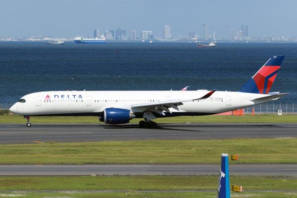 DL/DAL/デルタ航空 DL295 A350-900 N511DN