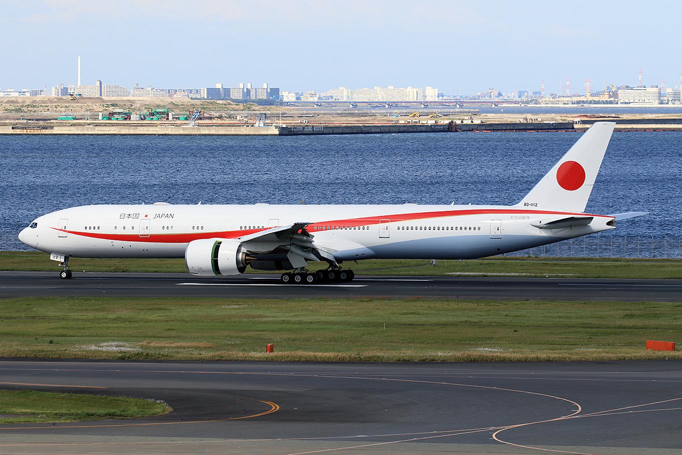 Japanese AirForce 001 80-1112