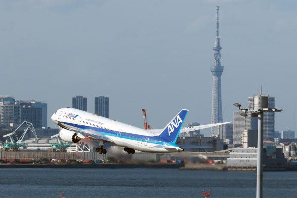 NH/ANA/全日空 NH447 B787-9 JA874A