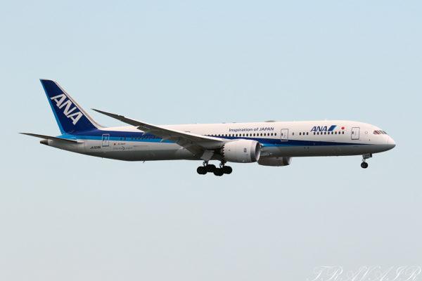 NH/ANA/全日空 NH9653 B787-9 JA928A