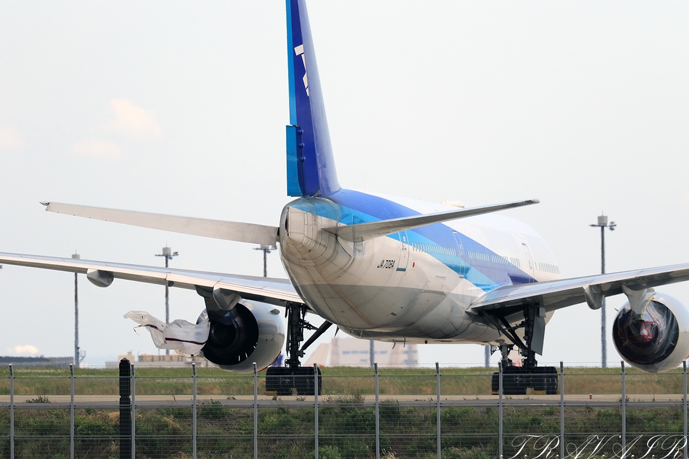 RJTT/HND/羽田 2021/5/2撮影レポート②