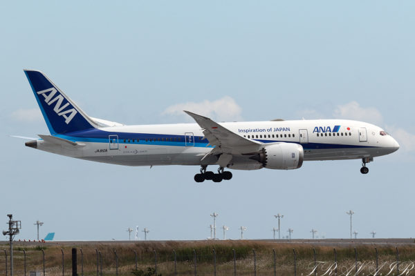 NH/ANA/全日空 NH252 B787-8 JA810A