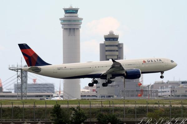 DL/DAL/デルタ航空 DL167 A330-900 N408DX