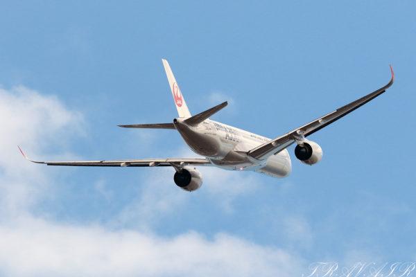 JL/JAL/日本航空 JL921 A350-900 JA02XJ