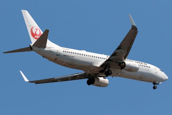 JL/JAL/日本航空 JL628 B737-800 JA301J