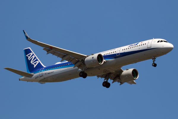 NH/ANA/全日空 NH678 A321Neo JA137A