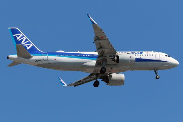 NH/ANA/全日空 NH696 A320Neo JA219A