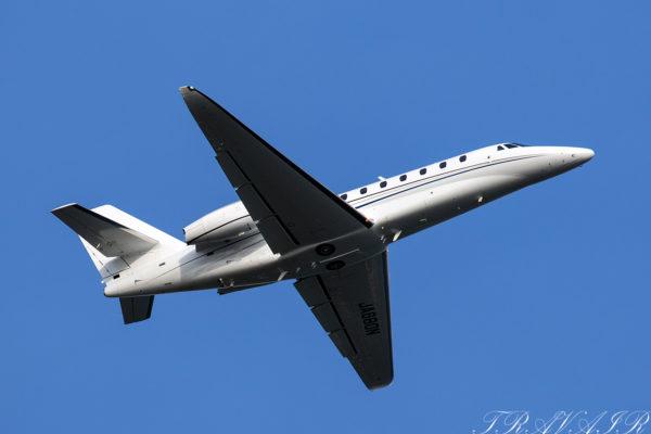 /BIZ/Biz-Jet Cessna 680 Citation JA680N