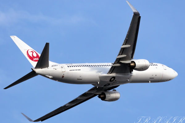 JL/JAL/日本航空 JL219 B737-800 JA326J