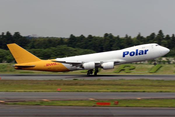 PO/PAC/ポーラエアカーゴ PO749 B747-8F N858GT