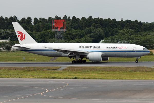 CA/CCA/中国国際航空 CA1073 B777-F B-2097
