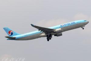 KE/KAL/大韓航空 KE9710 A330-300 HL7702