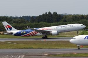 MH/MAS/マレーシア航空 MH71 A330-300 9M-MTA